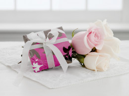 Present and Roses