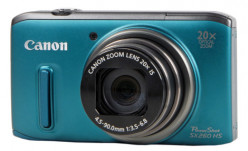 A Digital Camera Review: Canon PowerShot SX260 HS