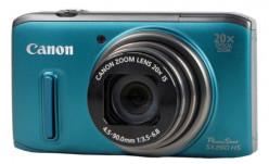 A Digital Camera Review: Canon PowerShot SX260 HS