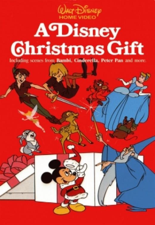 A Disney Christmas Gift