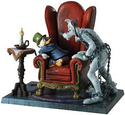 Scrooge McDuck Figurine