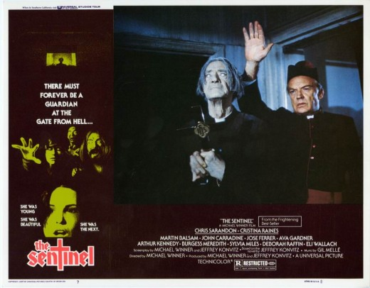 The Sentinel (1977) Lobby card