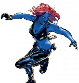 Mystique X-Men Costume
