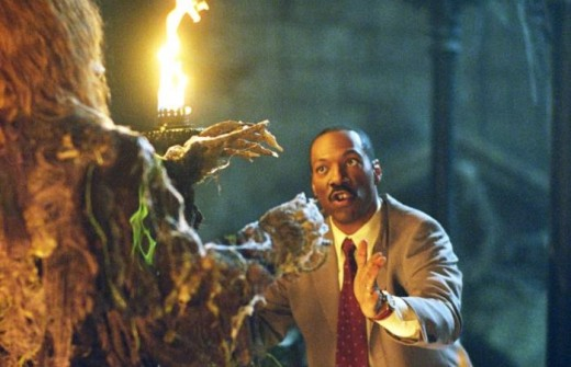 Eddie Murphy in The Haunted Mansion (2003)