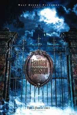 The Haunted Mansion (2003) poster
