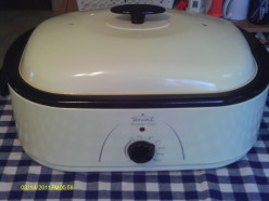 Cooking with a Roaster Oven-Why I Chose Rival