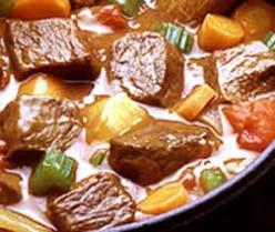 Easy Potato and Beef Soup Recipe