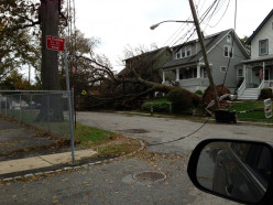 the effects of Hurricane Sandy