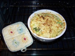 Tuna Casserole A Cheap Meal For The Family.