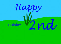 2nd Birthday Wishes Messages