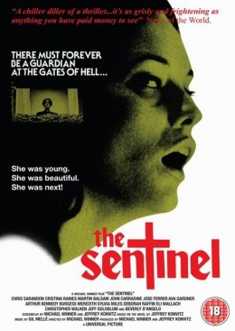 The Sentinel (1977) poster
