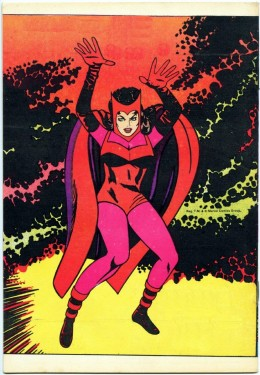 Original Scarlet Witch Costume