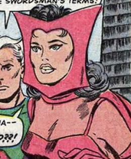 Scarlet Witch Wimple