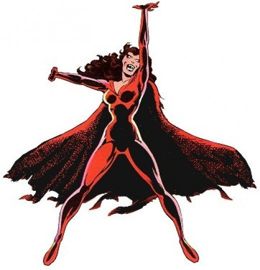 Scarlet Witch Chthon possession