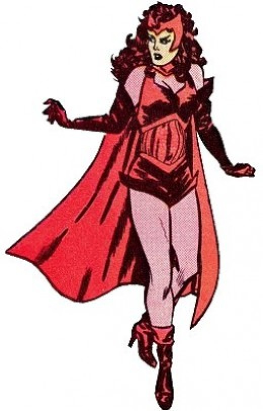 Scarlet Witch Maternity Clothes
