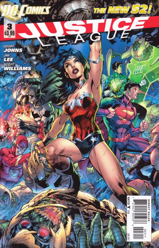 DC spent a lot of time deciding if the new Wonder Woman should wear pants or not.