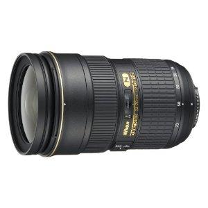 The Nikon 24-70 AF-S f2.8 ED lens