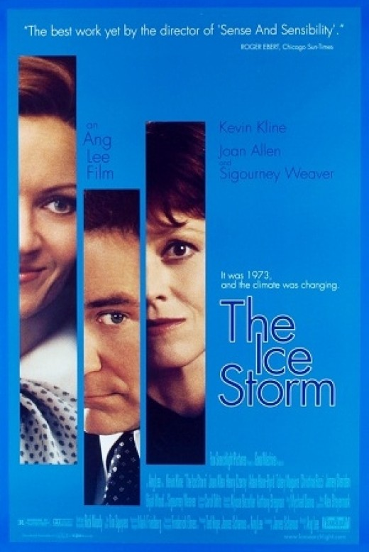 """""""The Ice Storm"""" poster"""