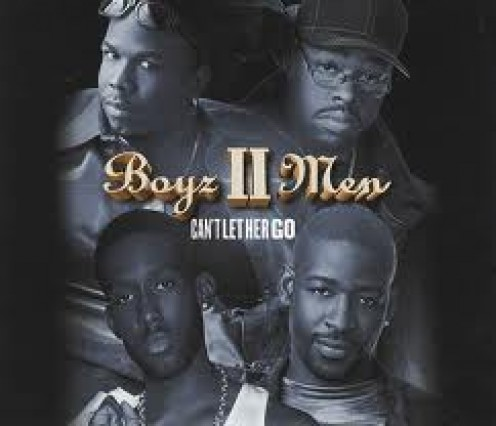 Boys 2 Men was one of the top groups of the 90's. They made many tear jerking as well as sensual songs for the radio.
