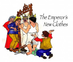 Literature Review - Hans Christian Andersen and 'The Emperor's New Clothes'; A Lesson for the 21st Century