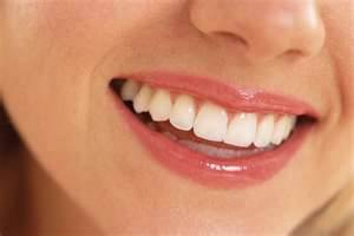 A healthy, white smile takes years off your appearance.  I recommend Crest White stripes for no-mess application.