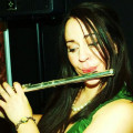 The Flute and the Flute-Player: Nellieanna Hay