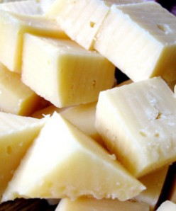 If cheese gives you stomach or digestion problems, you may have lactose intolerance.