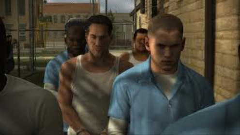 Prison Break The Video Game was released for the Playstation 3 and it loosely followed the first season of the television show.