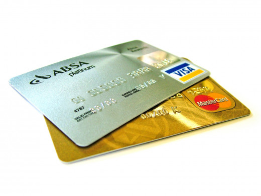 Obtain 2-3 credit cards issued by different banks.