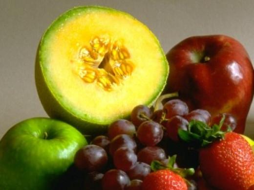 Healthy food options