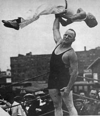 One man with a dream and one of the founders of Capitol Wrestling Corporation which later became World Wide Wrestling Federation which later became the ever popular World Wrestling Federation which is now know as World Wrestling Entertainment or WWE