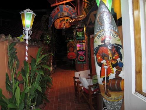 Indio Feliz Restaurant