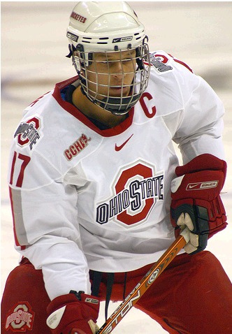 Matt McIlvane of The Ohio State University
