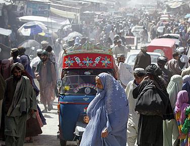 Downtown Kandahar