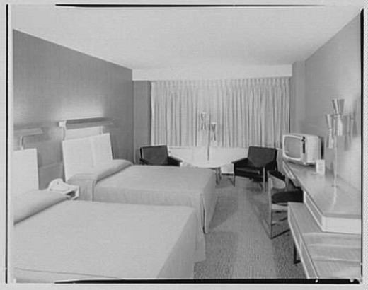 Howard Johnson's Motor Lodge, New York City