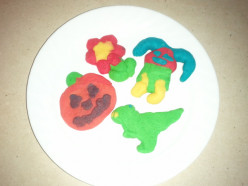 Crazy Creative Colorful Cookies