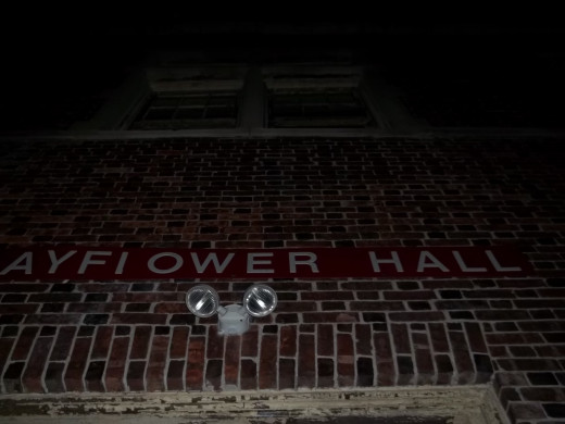Mayflower Hall, which is said to have the most paranormal activity at Pennhurst.