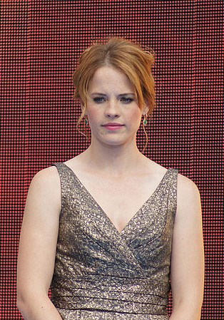 "Katie LeClerc plays one of the girls who was ""switched at birth"" in the show by the same name."