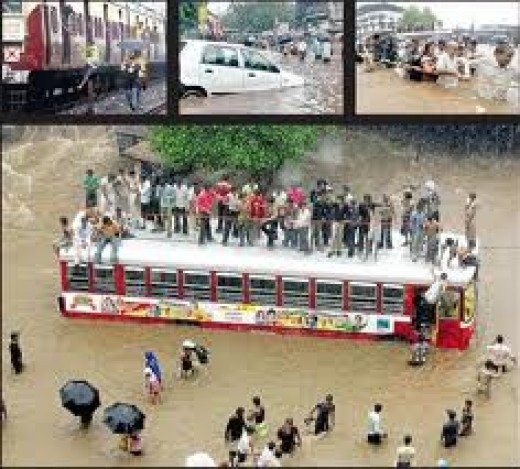 Mumbai Flood