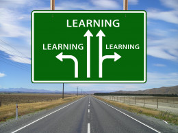 Choose your road to learning in Columbus, Ohio.