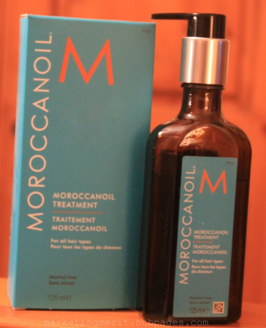How to Use Moroccan Oil