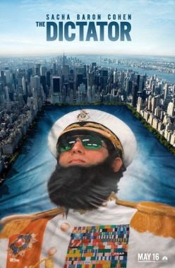 The Dictator (2012): Movie Review