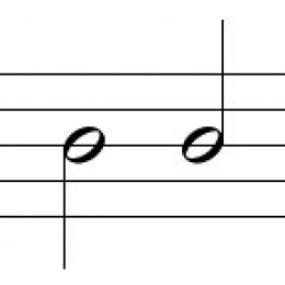 Two Half Notes