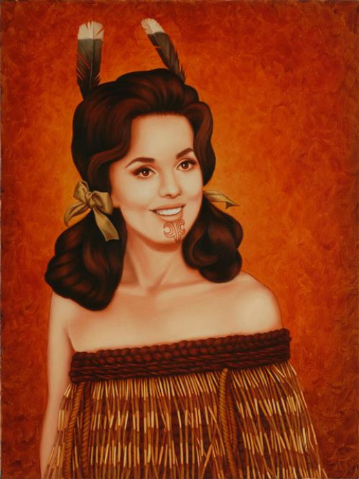 Castaway Mary Ann