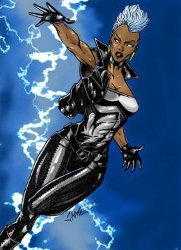 Storm Punk Costume