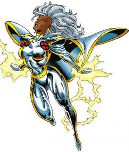 Storm Jim Lee Storm Grey Costume