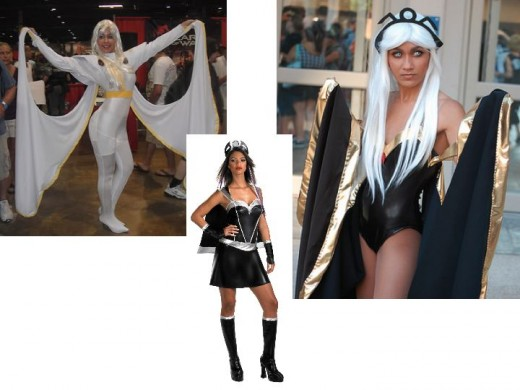 Storm Cosplay Costumes