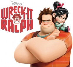 Wreck-It Ralph: it takes a bad guy to be this good