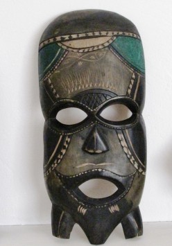 The Smiling Mask -an African Short Story ch 1