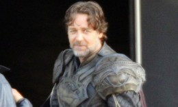 Russell Crowe in Superman - Man of Steel as Kal-El's Father